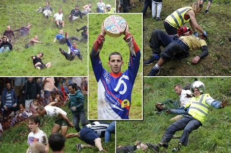 Cooper's Hill Cheese-Rolling and Wake - News, views