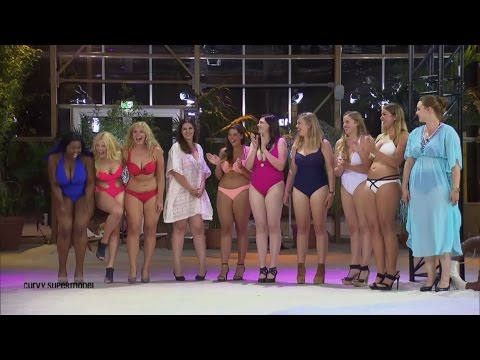 Finale of Curvy Supermodel 2017 live stream and on RTL2