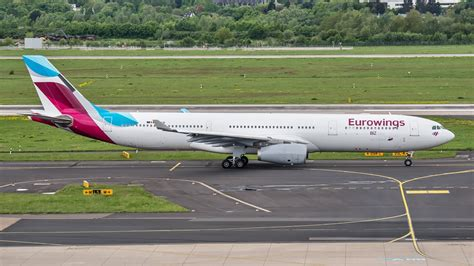 Eurowings launches new flight from Düsseldorf to Fort