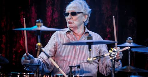 Ginger Baker Cancels Tour Due to 'Serious Heart Problems