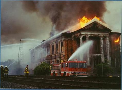 Southern RR depot in Lexington, KY now destroyed | Trains