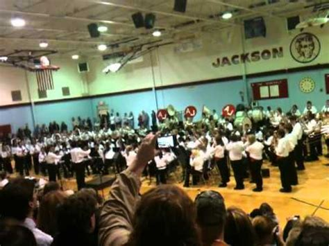 Andrew Jackson Middle School Christmas Concert 2010 - YouTube