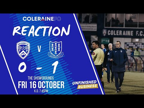 Coleraine FC | The Showgrounds | Football Ground Guide
