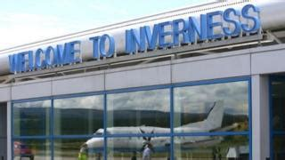 Inverness Airport announces £900,000 expansion plan - BBC News