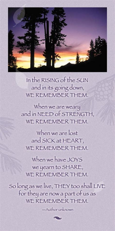 we remember them poem Facebook comments and graphics we