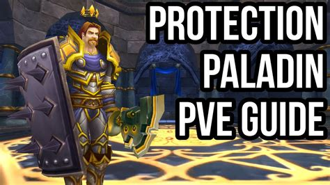 Quick Protection Paladin PvE Guide (2