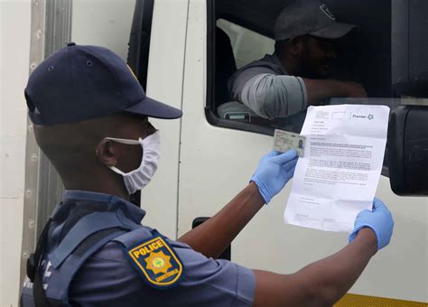 COVID-19: Over 50 arrests made during national lockdown