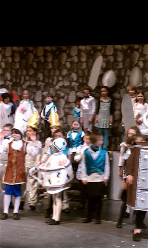 2011 Disney's Beauty and the Beast Jr