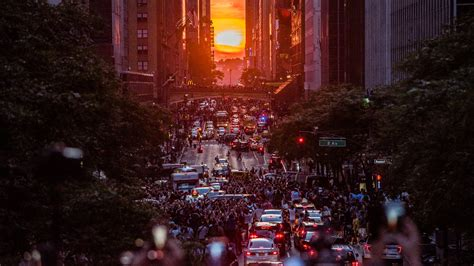 Manhattanhenge 2019, Day 2: When and Where to Watch - The