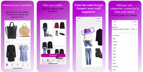 The best free iOS apps to organize your wardrobe - Glam@tech
