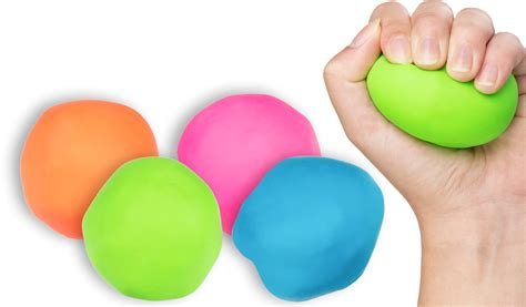 Anti-Stress Ball Assorted Colours: Stressball i vakre