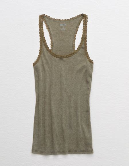 Aerie Lace Saturday Tank | Clothes, Clothes for women