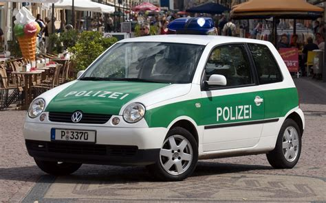 Volkswagen Lupo Polizei (1998) Wallpapers and HD Images