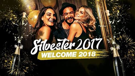 Party - Silvester 2017 Welcome 2018 - Agostea in Koblenz