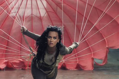 Innuendo heaven: Katy Perry drops Rise video following