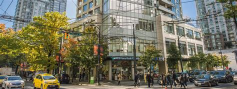 550 Robson Retail   Vancouver   Onni Group
